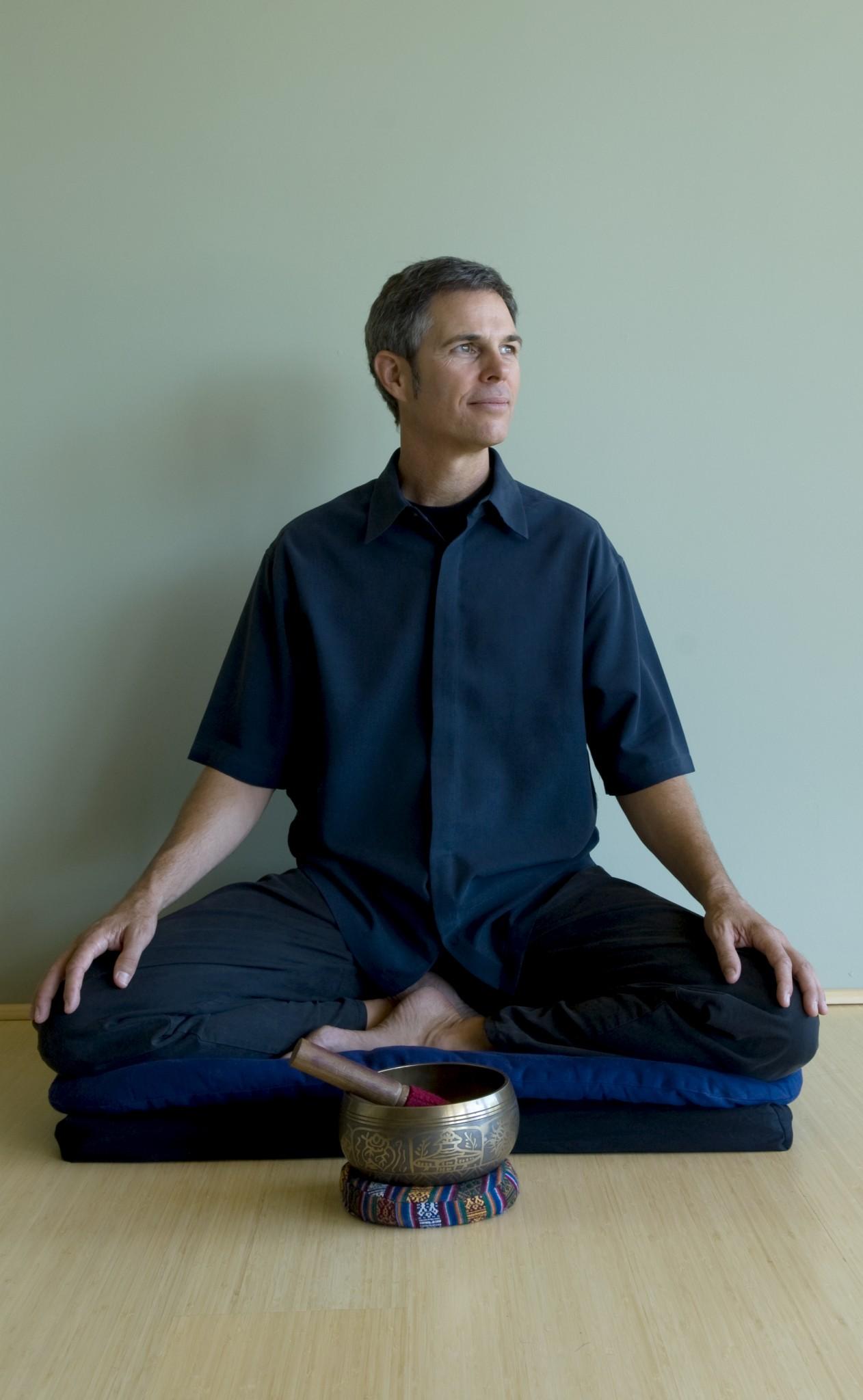 Mark in meditation post