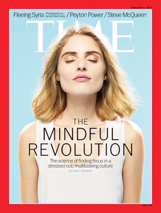 Time Magazine Mindfulness